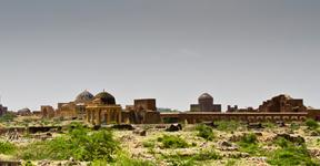 Makli - Largest necropolises in the world.