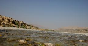 Gaj River, Dadu District