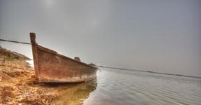 Hamal Lake, Larkana