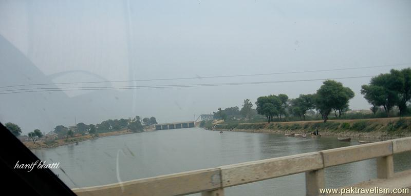 Jamshoro Bridge, Hyderabad.