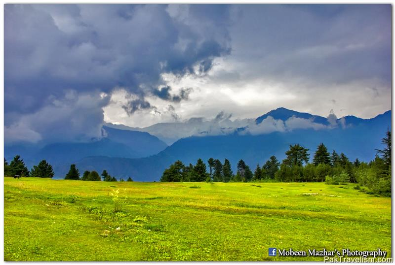 Shogran - Kaghan Valley, Pakistan
